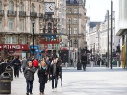 In Pictures: The UK before and after lockdown