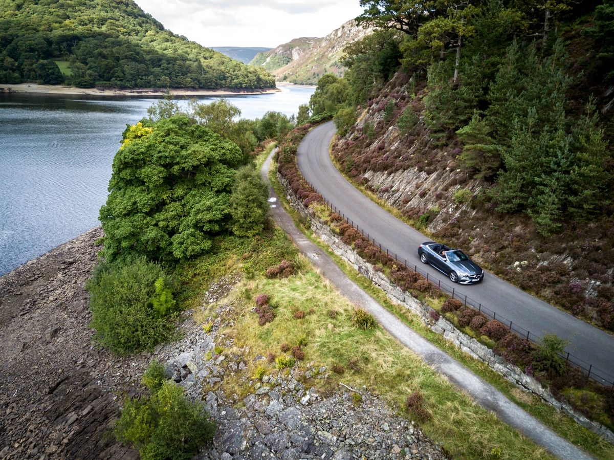 A true Grand Tourer which loves the open road
