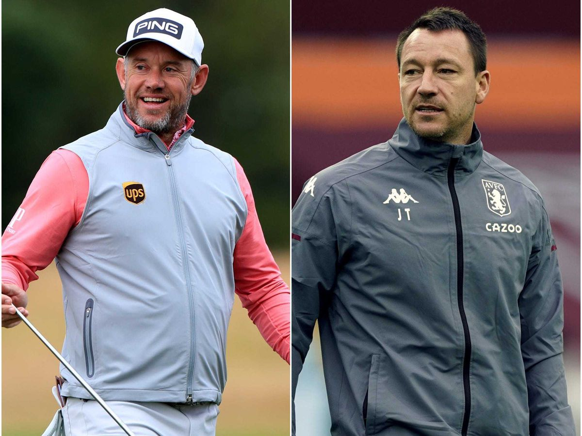 Westwood and Terry to lend support for England's Rugby League World Cup bid
