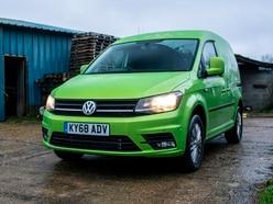 Long-term report: Out of the factory, into the fire. The Volkswagen Caddy immediately reports for duty