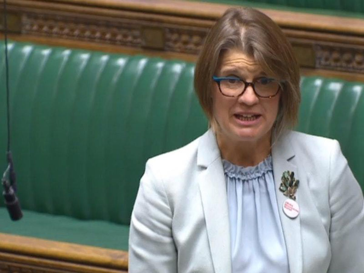 Rachel Maclean MP (Parliament TV)