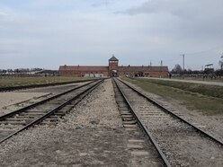 'They built a human killing factory': Facing the horrors of Auschwitz