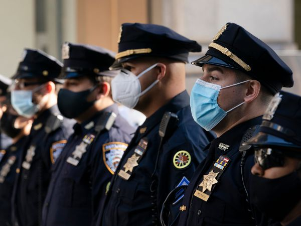 NYC police officers