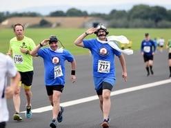 RAF wants people to take on 80k challenge