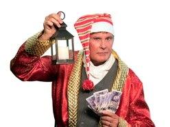 David Hasselhoff to star in Scrooge at Birmingham's Resorts World Arena