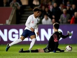 Reiss Nelson keen to add to England's growing haul of youth level silverware
