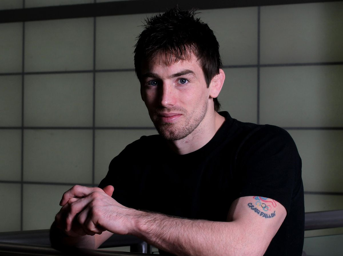 Mr Fallon pictured in 2011