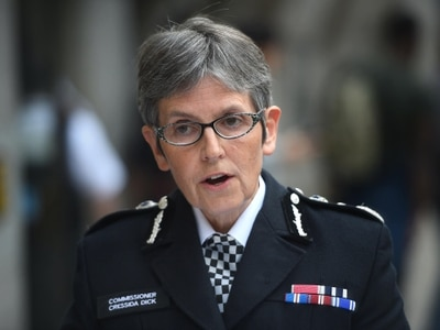 Met is not institutionally racist, says Police Commissioner Cressida Dick