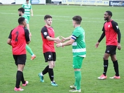 North Ferriby 0 AFC Telford 2 - Report