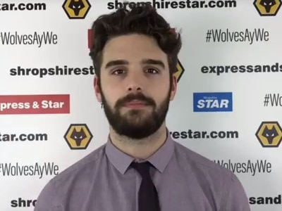 Wolves video: Nuno remaining focused ahead of Bolton clash