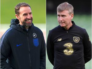 Gareth Southgate and Stephen Kenny will go head to head when England face the Republic of Ireland next month