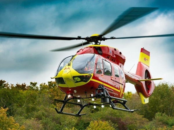 Appeal invests in new kit bags for Midlands Air Ambulance Charity