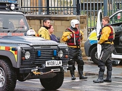 River search and rescue teams to protect Christmas revellers in Shrewsbury