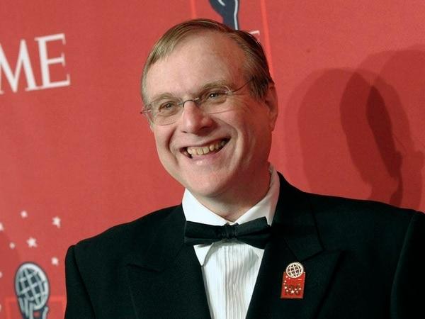 Microsoft co-founder Paul Allen dies aged 65
