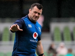 Healy credits sumo chat for confidence boost before Scotland clash