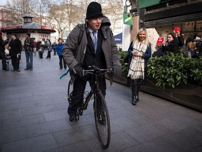 PM says naughtiest thing he will admit to doing is riding bike on pavement