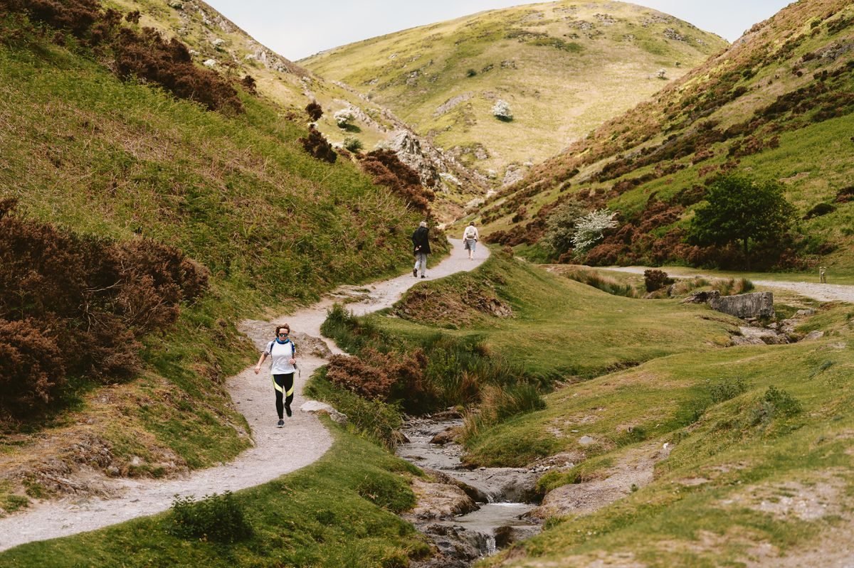National Trust Carding Mill Valley in Church Stretton