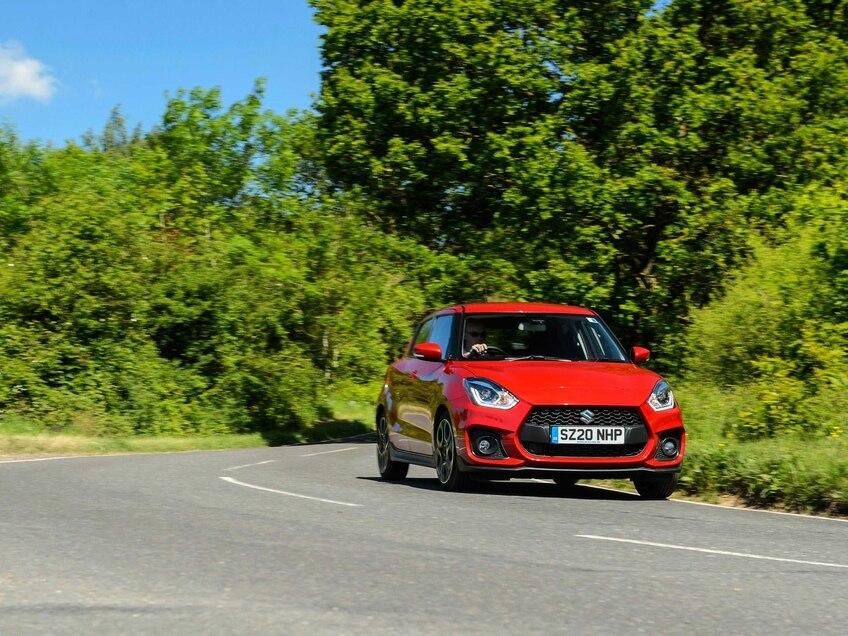 UK Drive: Hybrid power joins the Suzuki Swift Sport range, but at a premium