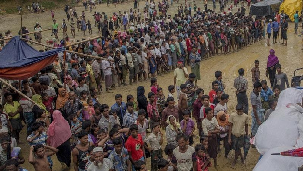 Rohingya Refugees To Receive $32 Million In Aid From US
