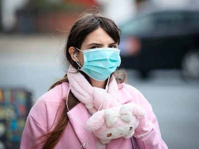 Wearing face masks at home might help curb Covid-19 spread among family members