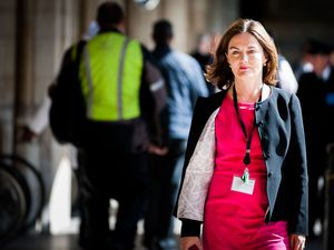Telford MP Lucy Allan has said children 'must feel safe and unobstructed when attending school'