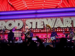 Rod Stewart, Arena Birmingham - review