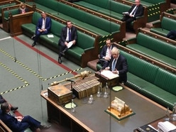 In Video: Behind the scenes at the House of Commons under lockdown