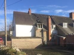 Plea to check smoke alarms after Bishop's Castle fire escape