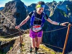 Monika Oparka completes Madeira Island Ultra Trail Marathon