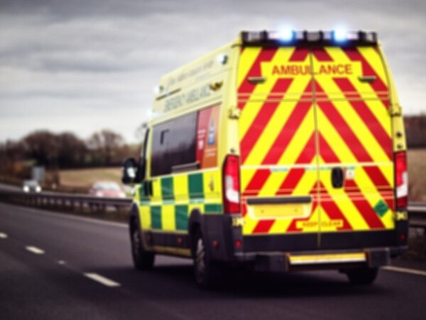 Woman struck by truck in Welshpool collision