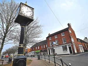 Shifnal town centre