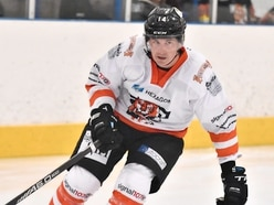 Jonathan Weaver is grateful to play a part for Telford Tigers