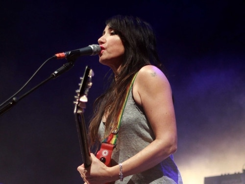 KT Tunstall brings headline tour to Birmingham - in pictures