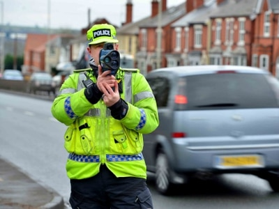 Six tickets given to problem drivers on Telford road in one day