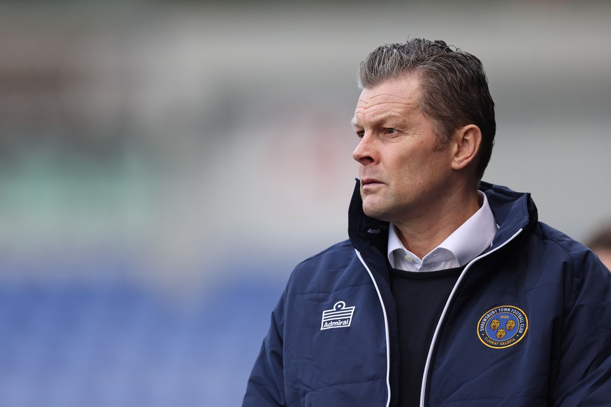 Steve Cotterill has been named League One manager of the month after an unbeaten December (AMA)
