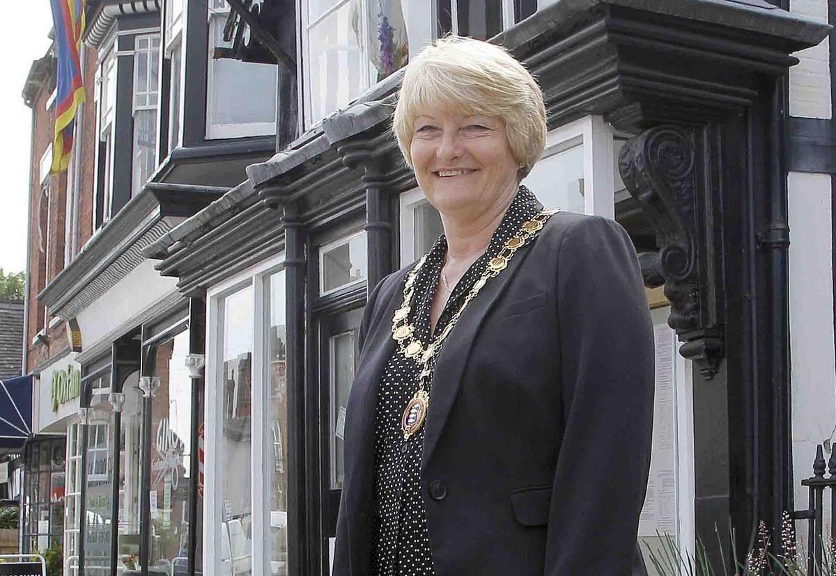 Councillor Lyn Fowler