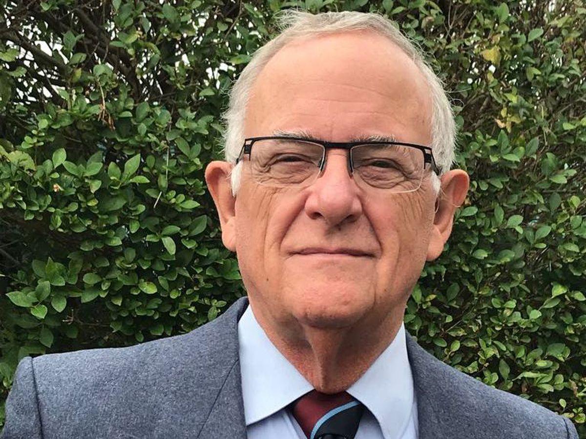 Councillor Roy Aldcroft