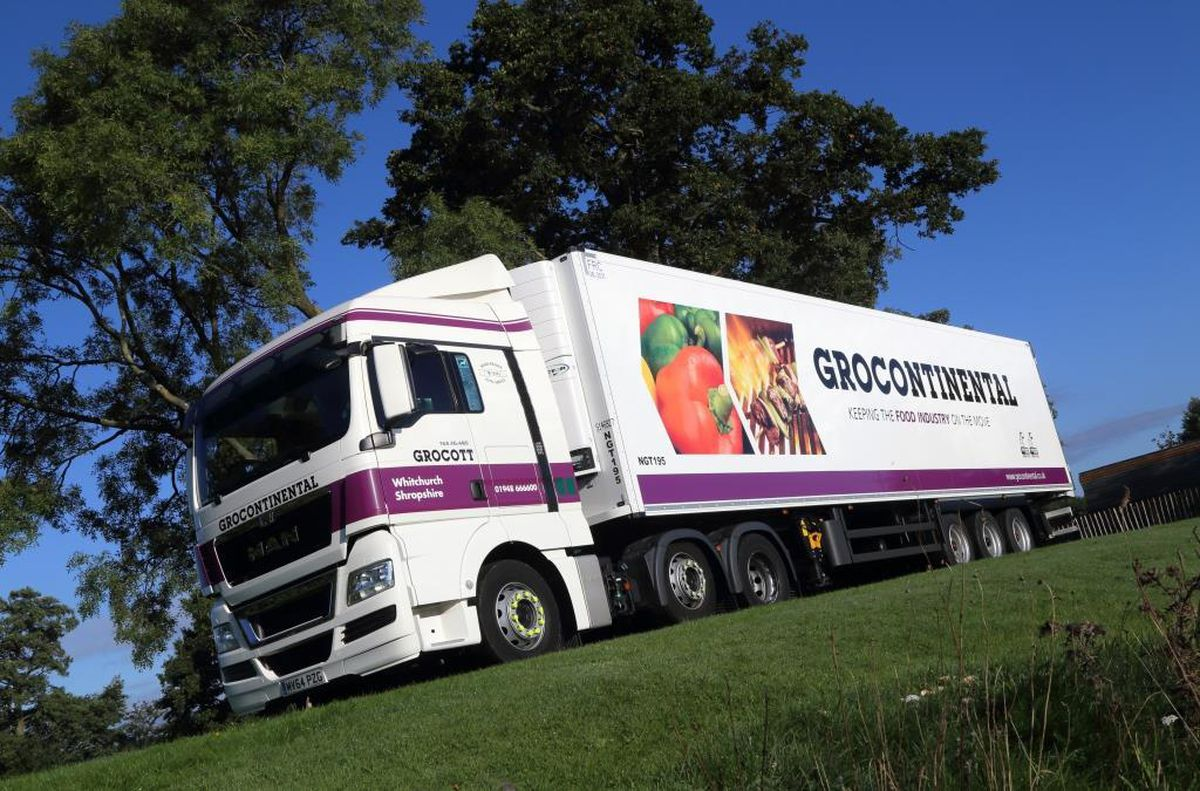 Whitchurch-based Grocontinental