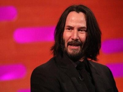 New Matrix film set with Keanu Reeves and Lana Wachowski