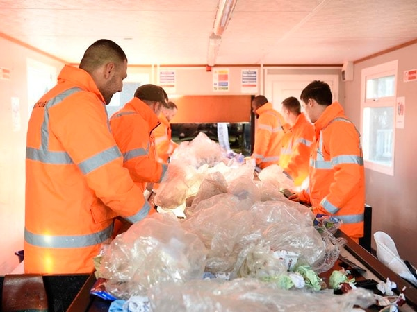 Maghaberry Prison recycling project set to halve waste costs