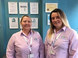 Home care provider celebrates milestone