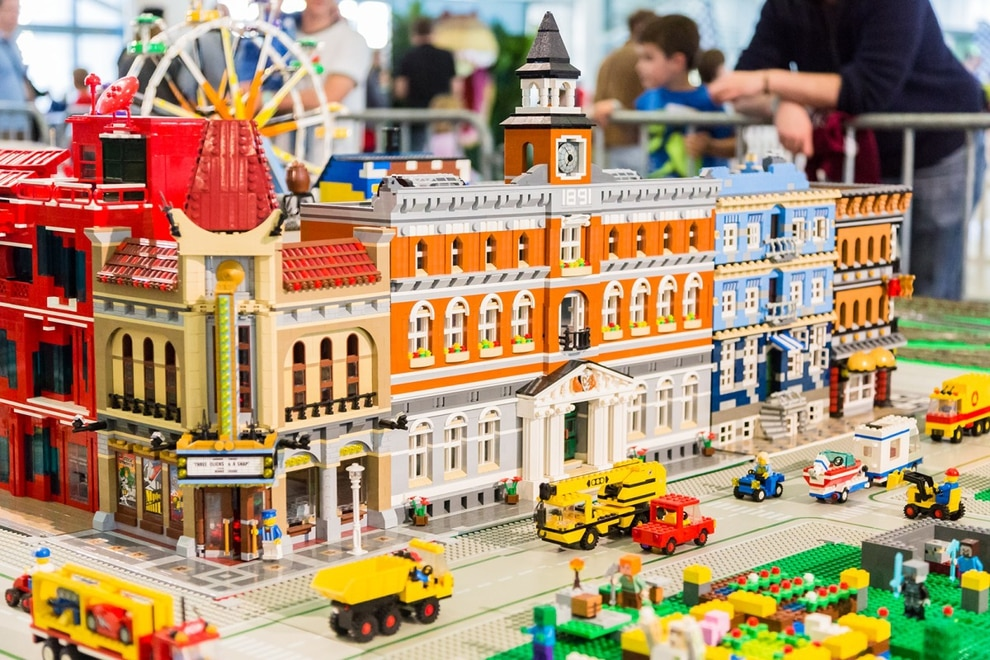 Lego event BrickLive coming to Birmingham - with pictures and ...