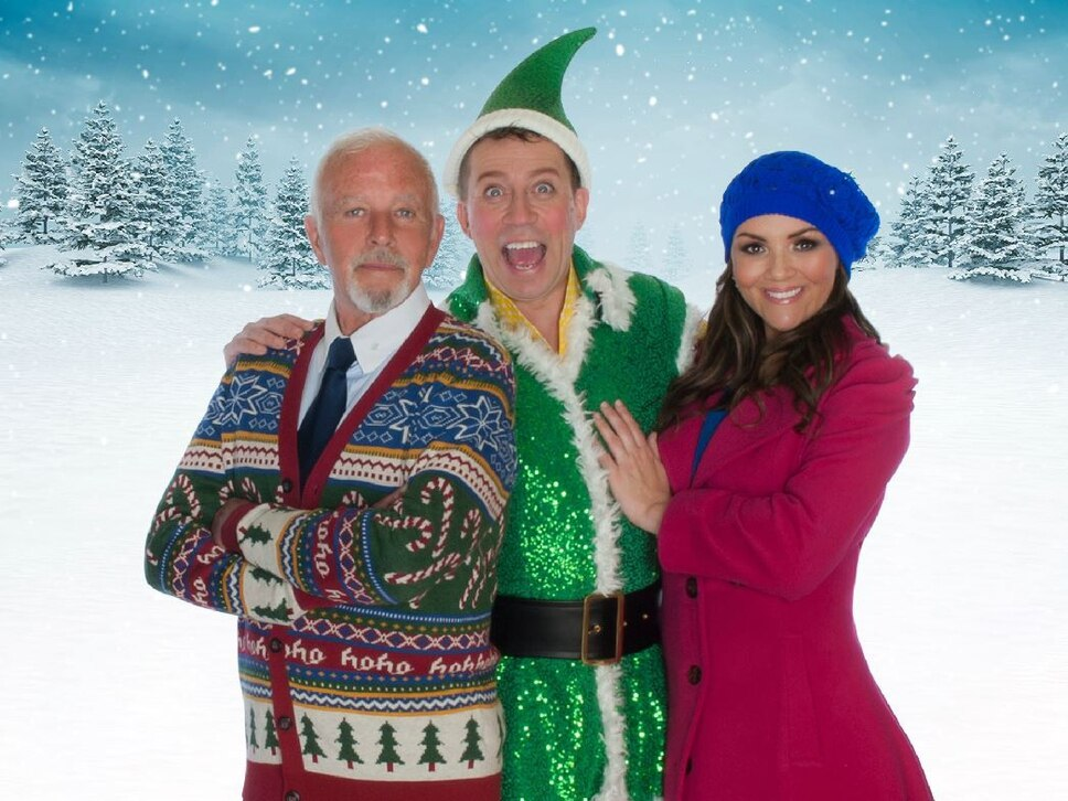 Oh yes it is! Panto stars talk ahead of shows across the region