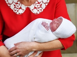 Timings confirmed for Prince Louis' christening on July 9