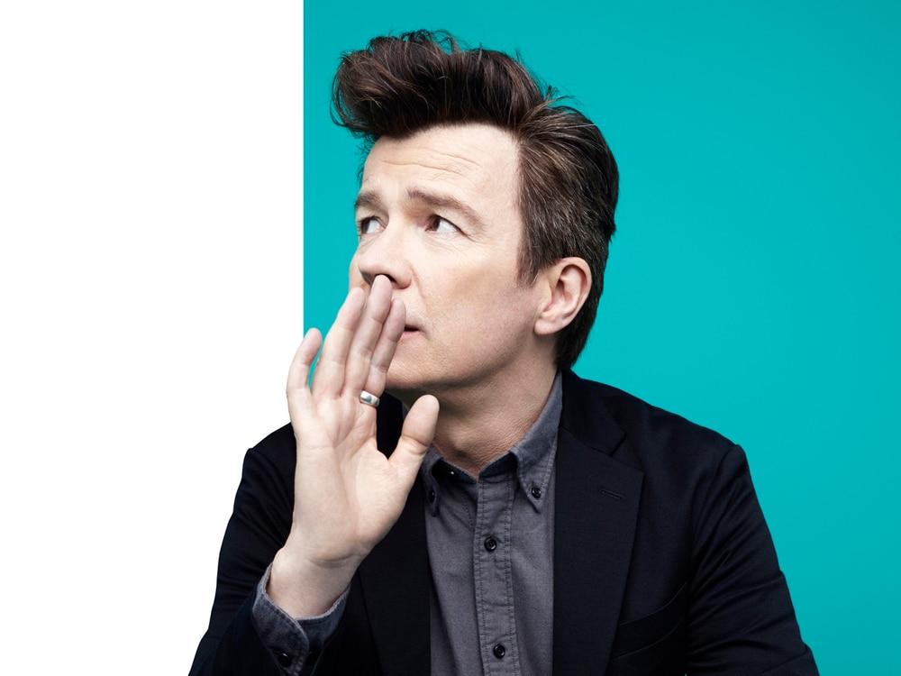 Rick Astley talks about being an 80s icon, his Beautiful Life and tour stopping in Birmingham