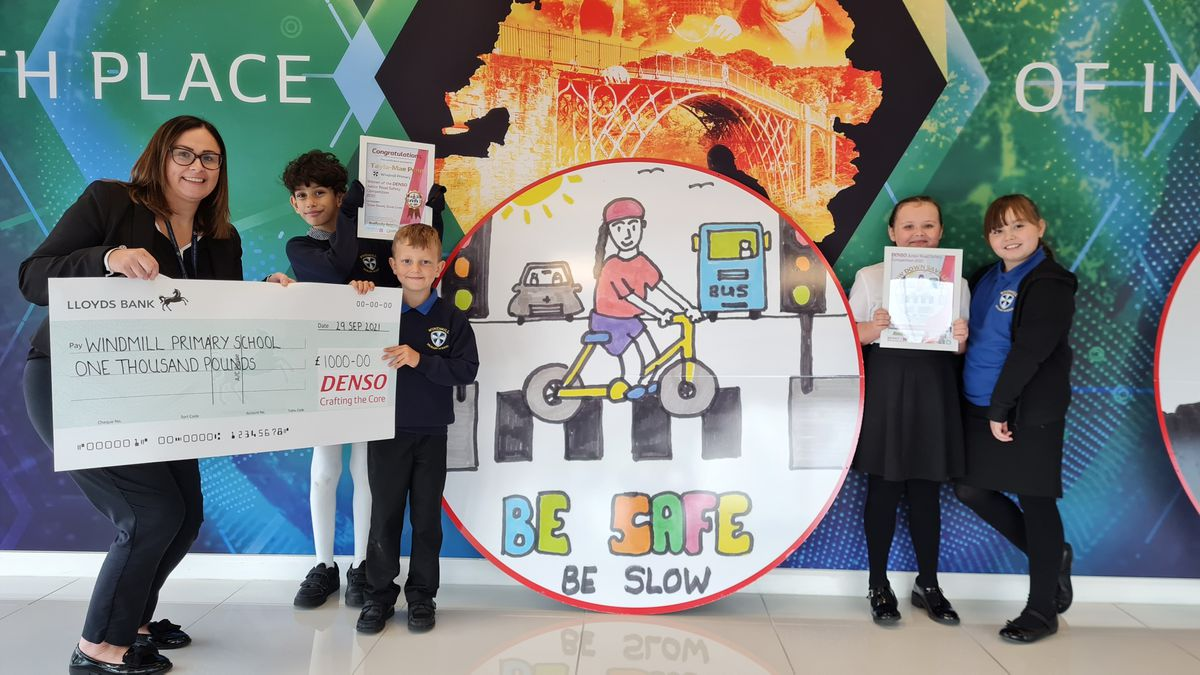 DENSO Junior Road Safety Competition Award Ceremony