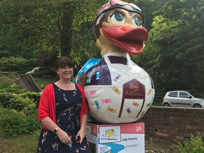 Call for volunteers to guard Ironbridge giant ducks against vandals