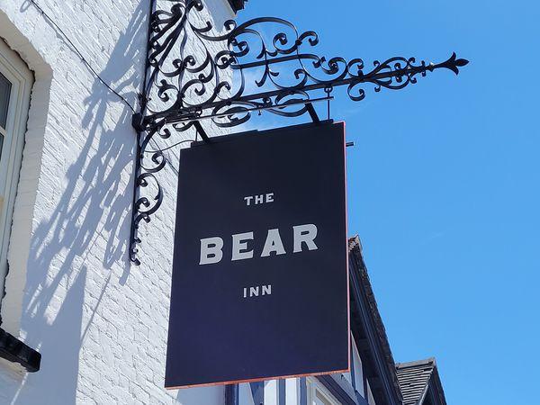 The Bear at Hodnet