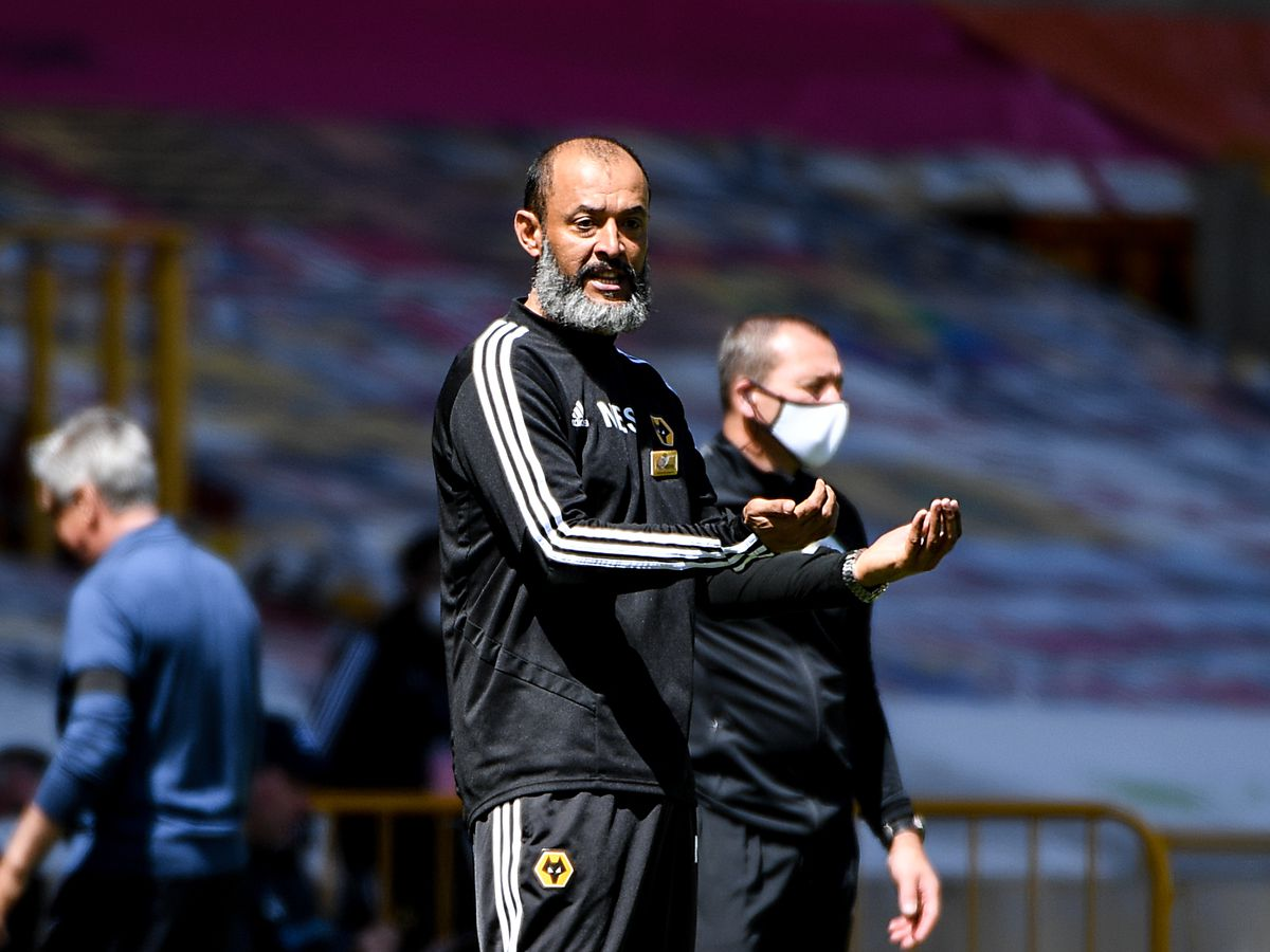 Nuno is expecting a very demanding battle against Burnley (AMA)