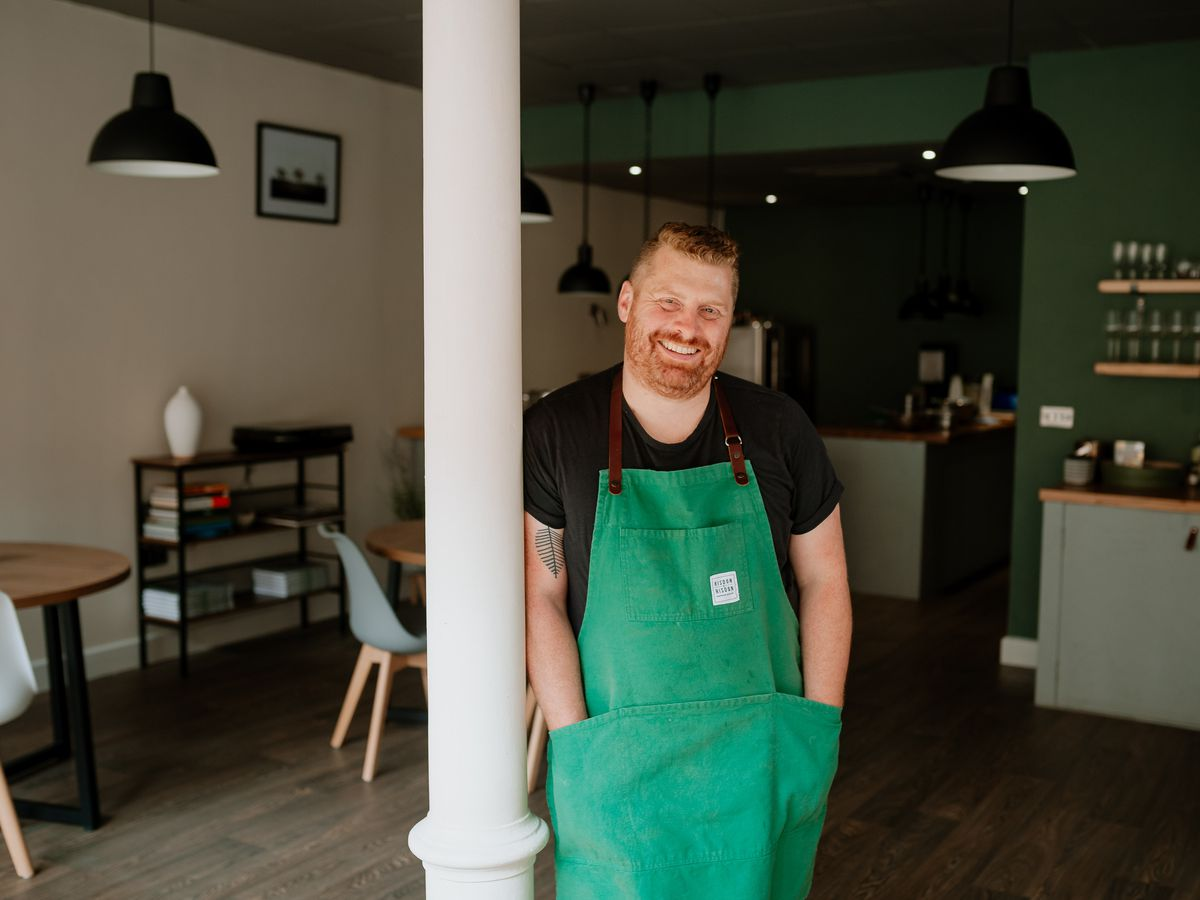 Wild Shropshire Restaurant, owned by award-winning chef James Shrewin is able to welcome customers at its new premises